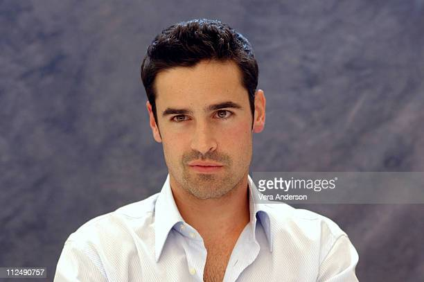 Jesse Bradford during 'Flags of Our Fathers' Press Conference with Clint Eastwood Adam Beach and Jesse Bradford at Warner Bros Studio in Burbank...