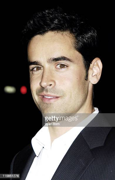 Jesse Bradford during The Cinema Society Zenith Watches Host Screening of 'Flags of our Fathers' Outside Arrivals at Tribeca Grand Hotel Grand...