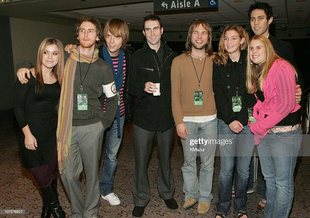 Z100's Jingle Ball 2004 - Backstage