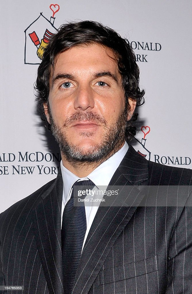 Jesse Cole attends the Masquerade Ball Benefiting Ronald McDonald House at Apella on October 25, 2012 in New York City.