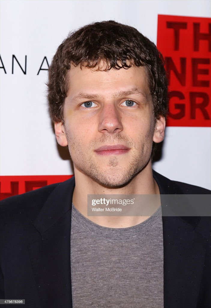 <a gi-track='captionPersonalityLinkClicked' href=/galleries/search?phrase=Jesse+Eisenberg&family=editorial&specificpeople=625439 ng-click='$event.stopPropagation()'>Jesse Eisenberg</a> attends 'The Spoils' opening night party at Qi Bangkok Eatery on June 2, 2015 in New York City.