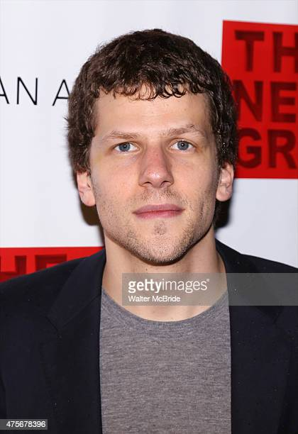 Jesse Eisenberg attends 'The Spoils' opening night party at Qi Bangkok Eatery on June 2 2015 in New York City