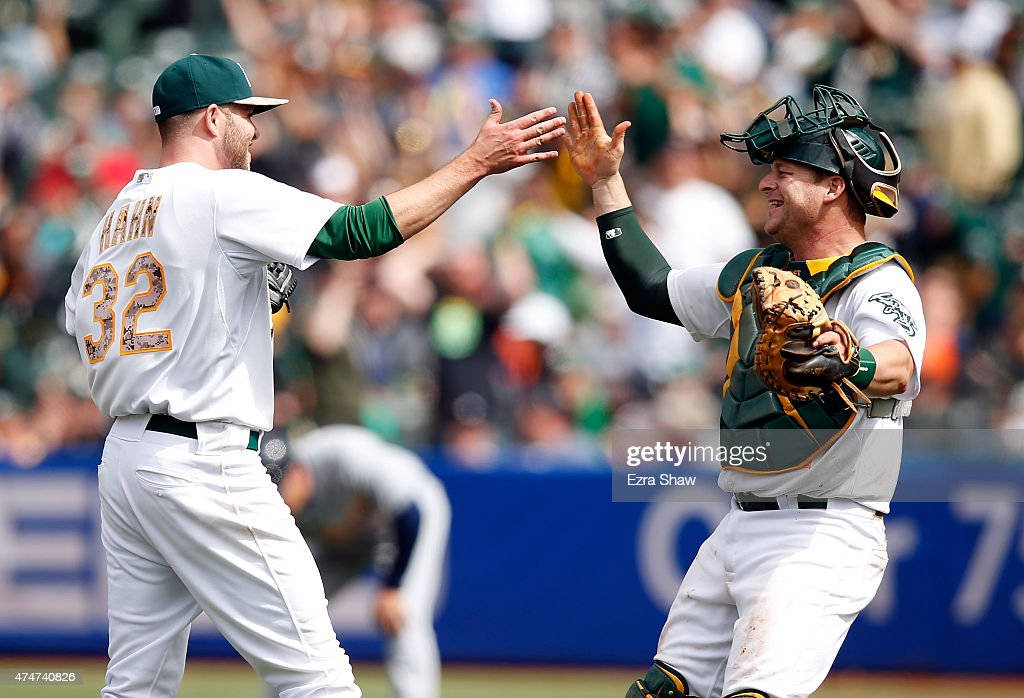 Detroit Tigers v Oakland Athletics