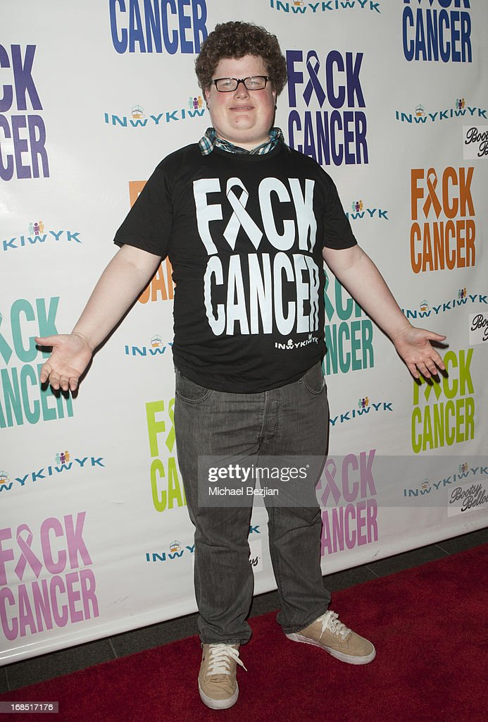 Jesse Heiman attends 2nd Annual F*ck Cancer Charity Event LA at Bootsy Bellows on May 9, 2013 in West Hollywood, California.