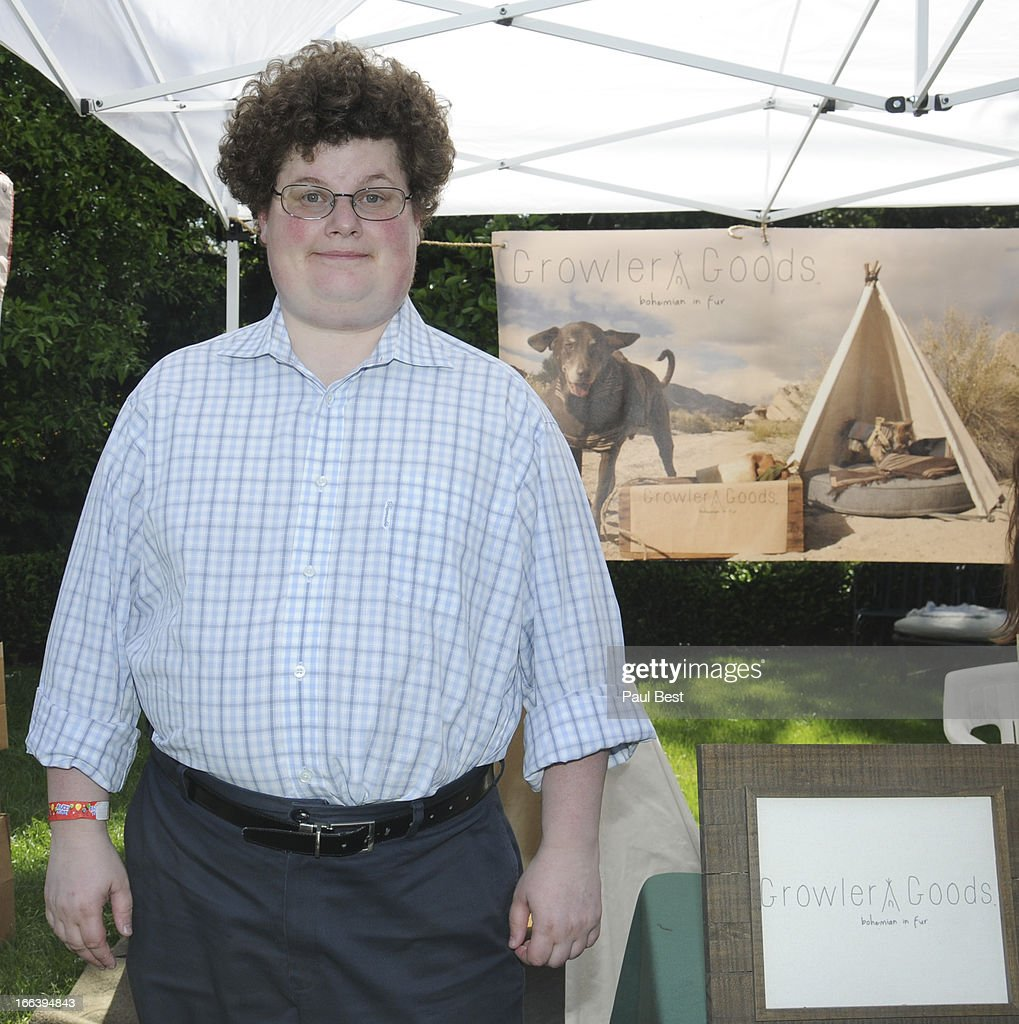 Jesse Heiman attends 3rd Annual Rockn Rolla Movie Awards Eco Party on April 11, 2013 in Los Angeles, California.
