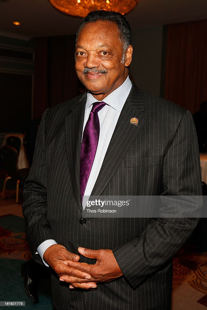 Jesse Jackson attends Africa-America Institute 60th Anniversary Awards Gala at New York Hilton on September 25, 2013 in New York City.