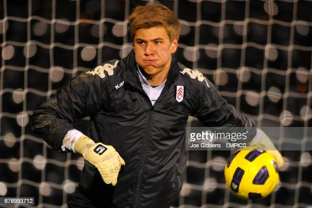 Jesse Joronen Fulham goalkeeper