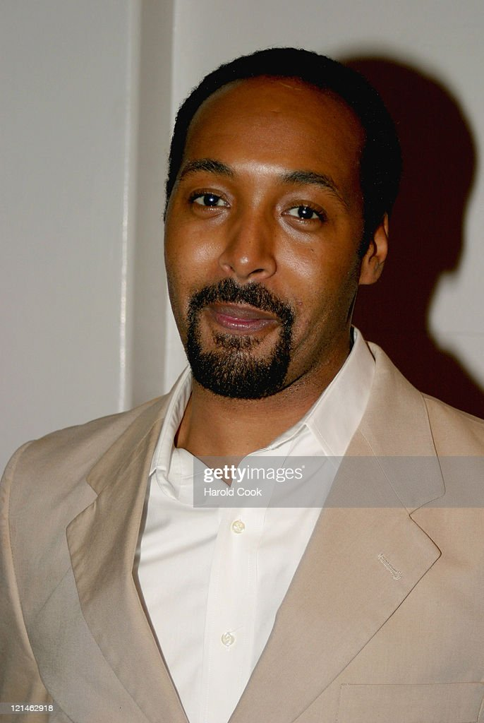Jesse L. Martin during 'Women in Transition: The Art of Change' at The Public Theater in New York, New York, United States.
