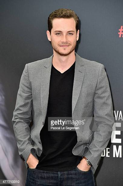 Jesse Lee Soffer attends a photocall for the 'Chicago PD' TV series on June 15 2015 in MonteCarlo Monaco
