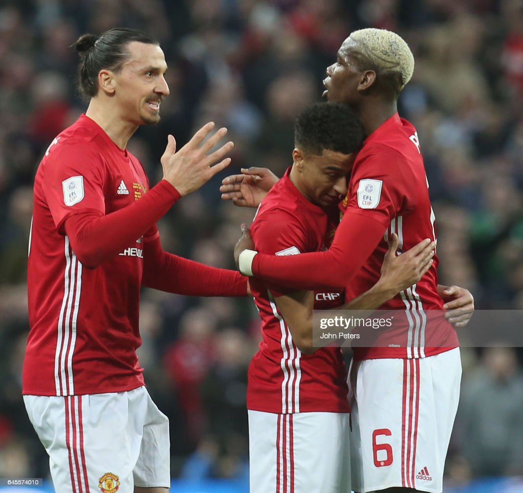 Manchester United v Southampton - EFL Cup Final : News Photo