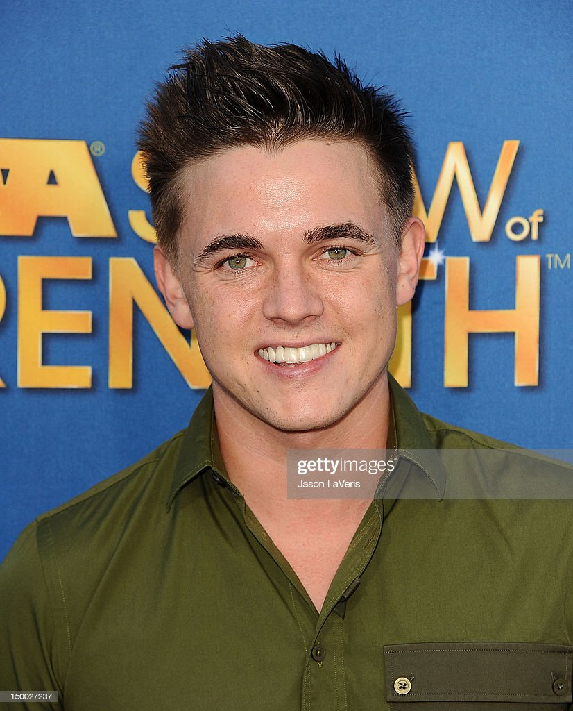 Jesse McCartney attends the MDA Labor Day Telethon at CBS Studios on August 8, 2012 in Los Angeles, California.