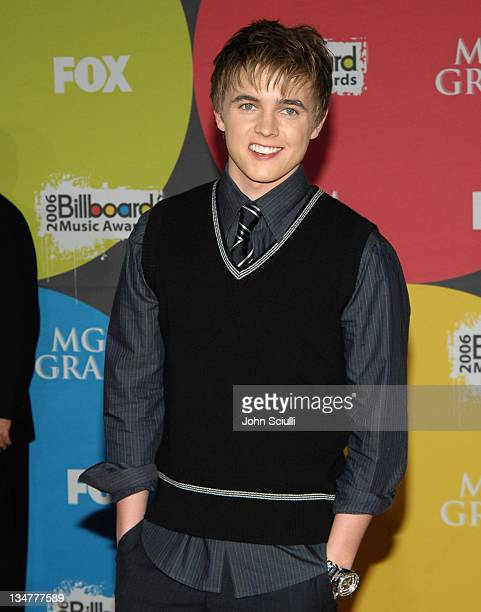 Jesse McCartney during 2006 Billboard Music Awards Arrivals at MGM Grand Hotel in Las Vegas Nevada United States