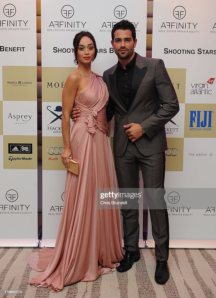 <a gi-track='captionPersonalityLinkClicked' href=/galleries/search?phrase=Jesse+Metcalfe&family=editorial&specificpeople=208805 ng-click='$event.stopPropagation()'>Jesse Metcalfe</a> and Cara Santana attend the Affinity Real Estate Shooting Stars Benefit Gala Ball at The Grove Hotel on June 15, 2013 in Hertford, England.