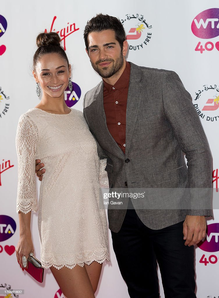 <a gi-track='captionPersonalityLinkClicked' href=/galleries/search?phrase=Jesse+Metcalfe&family=editorial&specificpeople=208805 ng-click='$event.stopPropagation()'>Jesse Metcalfe</a> and <a gi-track='captionPersonalityLinkClicked' href=/galleries/search?phrase=Cara+Santana&family=editorial&specificpeople=4311902 ng-click='$event.stopPropagation()'>Cara Santana</a> attend the annual pre-Wimbledon party at Kensington Roof Gardens on June 20, 2013 in London, England.