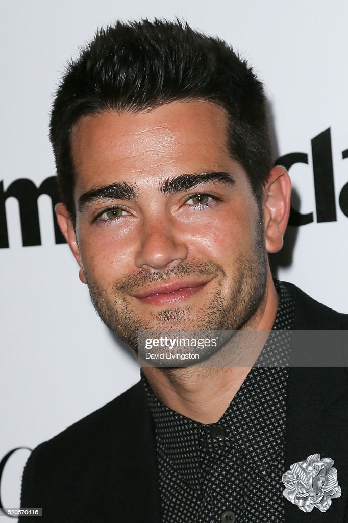 Jesse Metcalfe arrives at the Marie Claire Fresh Faces Party at the Sunset Tower Hotel on April 11 2016 in West Hollywood California