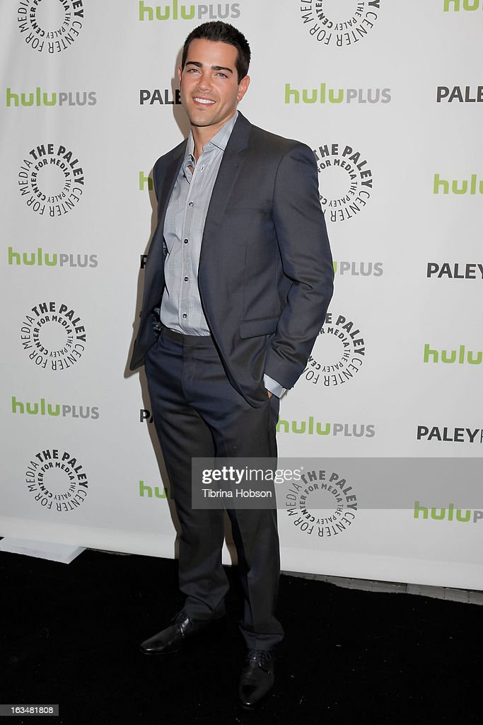 Jesse Metcalfe arrives to the 30th annual PaleyFest for 'Dallas' at Saban Theatre on March 10, 2013 in Beverly Hills, California.