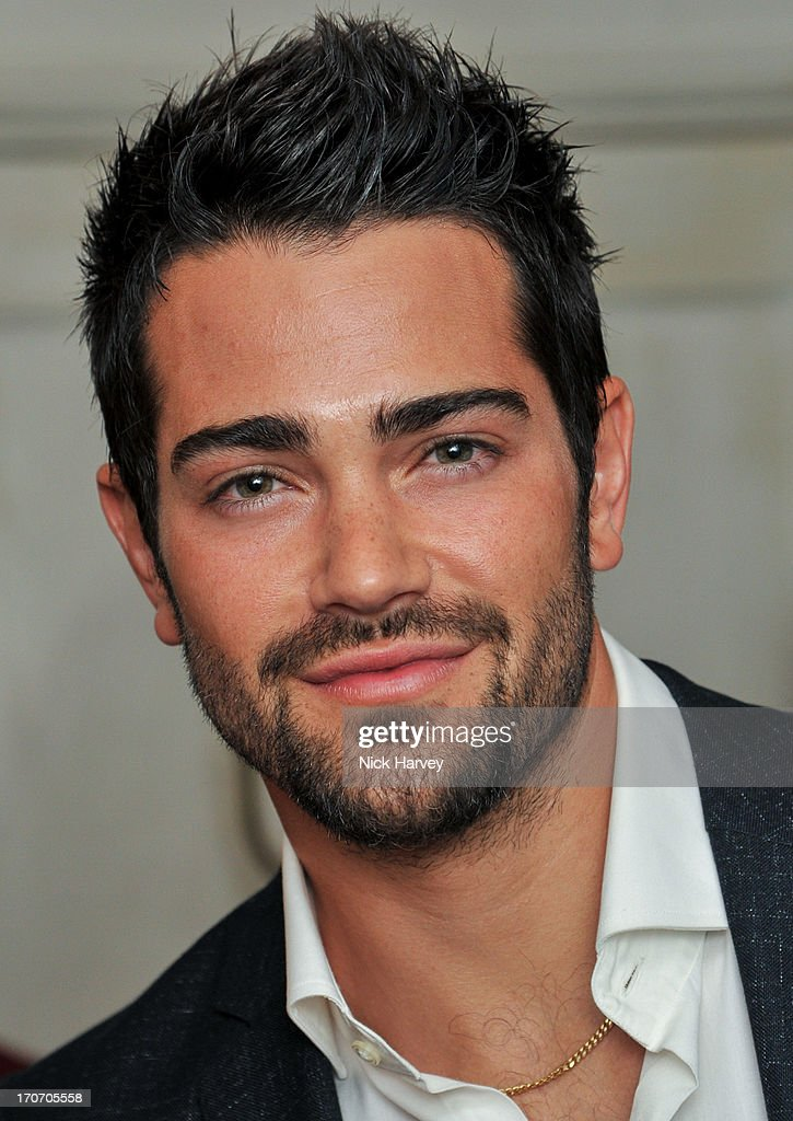 Jesse Metcalfe attends a party hosted by Jimmy Choo Esquire during the London Collections SS14 on June 16 2013 in London England
