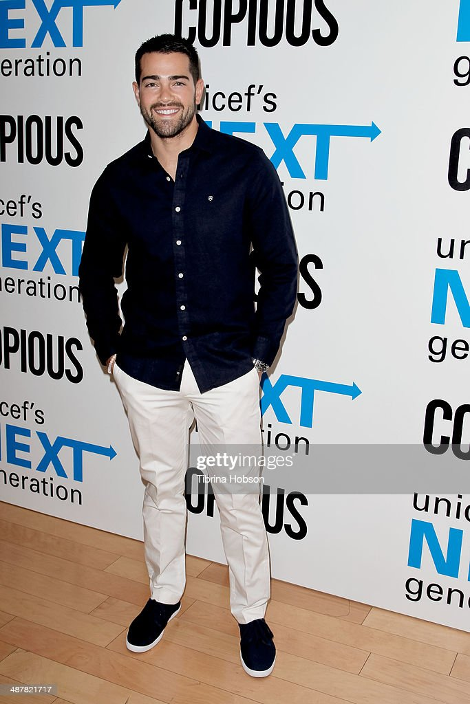 <a gi-track='captionPersonalityLinkClicked' href=/galleries/search?phrase=Jesse+Metcalfe&family=editorial&specificpeople=208805 ng-click='$event.stopPropagation()'>Jesse Metcalfe</a> attends the UNICEF next generation Los Angeles at SkyBar at the Mondrian Los Angeles on May 1, 2014 in West Hollywood, California.
