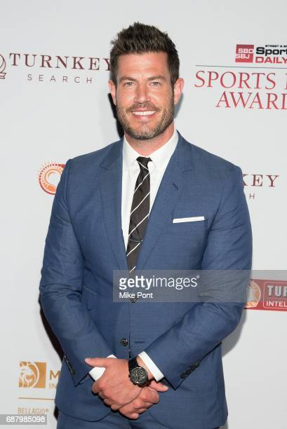 Jesse Palmer attends the 10th Annual Sports Business Awards at The New York Marriott Marquis on May 24 2017 in New York City