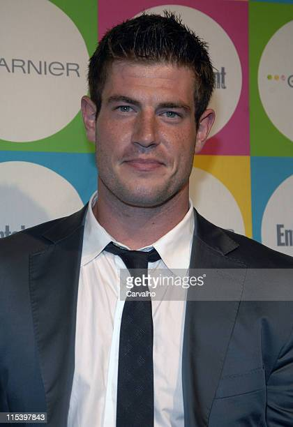 Jesse Palmer during Entertainment Weekly's 'Must List' Party Outside Arrivals at Deep in New York City New York United States