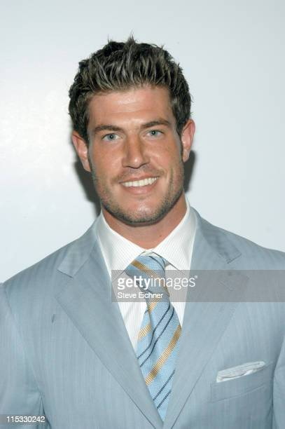 Jesse Palmer during John Kerry Fundraiser at the Home of Eric Villency cohosted by Eric Podwall and Eric Villency June 28 2004 at Home of Eric...