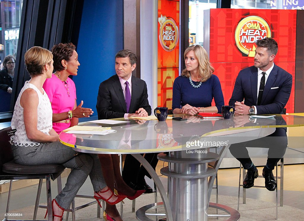 Good Morning America Abc : Abc s quot good morning america  getty images