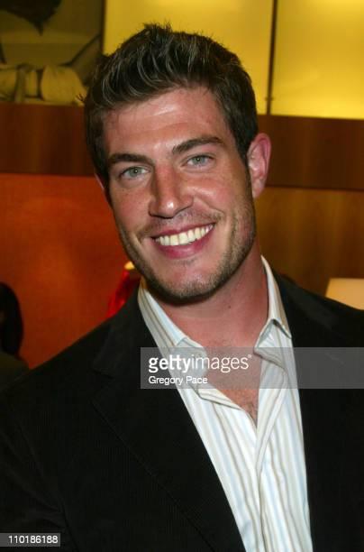 Jesse Palmer NFL New York Giants quarterback and new 'The Bachelor'
