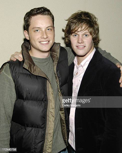 Jesse Soffer and Zach Roerig of 'As The World Turns'