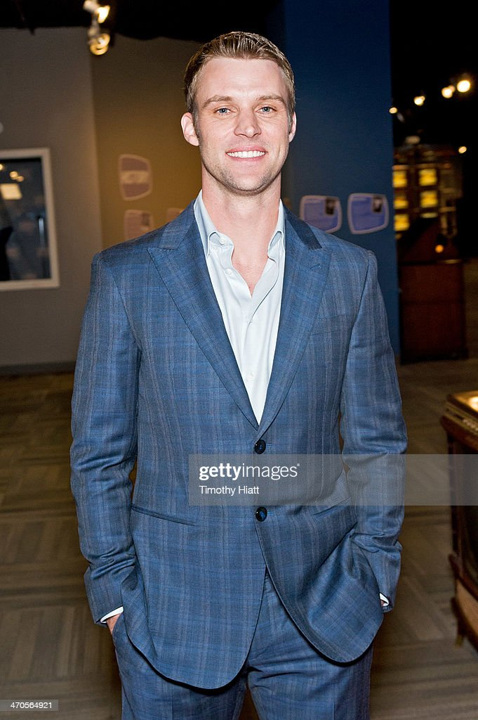 <a gi-track='captionPersonalityLinkClicked' href=/galleries/search?phrase=Jesse+Spencer&family=editorial&specificpeople=630230 ng-click='$event.stopPropagation()'>Jesse Spencer</a> appears in advance of a panel discussion at the Museum of Broadcast Communications in Chicago, IL on February 19, 2014