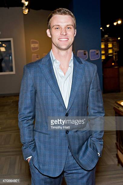 Jesse Spencer appears in advance of a panel discussion at the Museum of Broadcast Communications in Chicago IL on February 19 2014