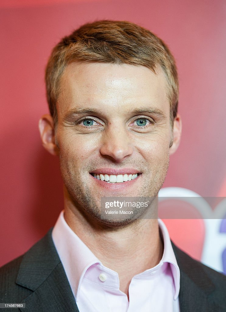 <a gi-track='captionPersonalityLinkClicked' href=/galleries/search?phrase=Jesse+Spencer&family=editorial&specificpeople=630230 ng-click='$event.stopPropagation()'>Jesse Spencer</a> arrives at the NBCUniversal's '2013 Summer TCA Tour' at The Beverly Hilton Hotel on July 27, 2013 in Beverly Hills, California.