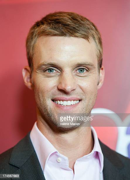 Jesse Spencer arrives at the NBCUniversal's '2013 Summer TCA Tour' at The Beverly Hilton Hotel on July 27 2013 in Beverly Hills California