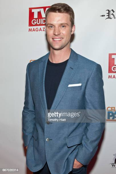 Jesse Spencer attends TV Guide Celebrates Cover Stars Taylor Kinney Jesse Spencer at RockIt Ranch on April 10 2017 in Chicago Illinois