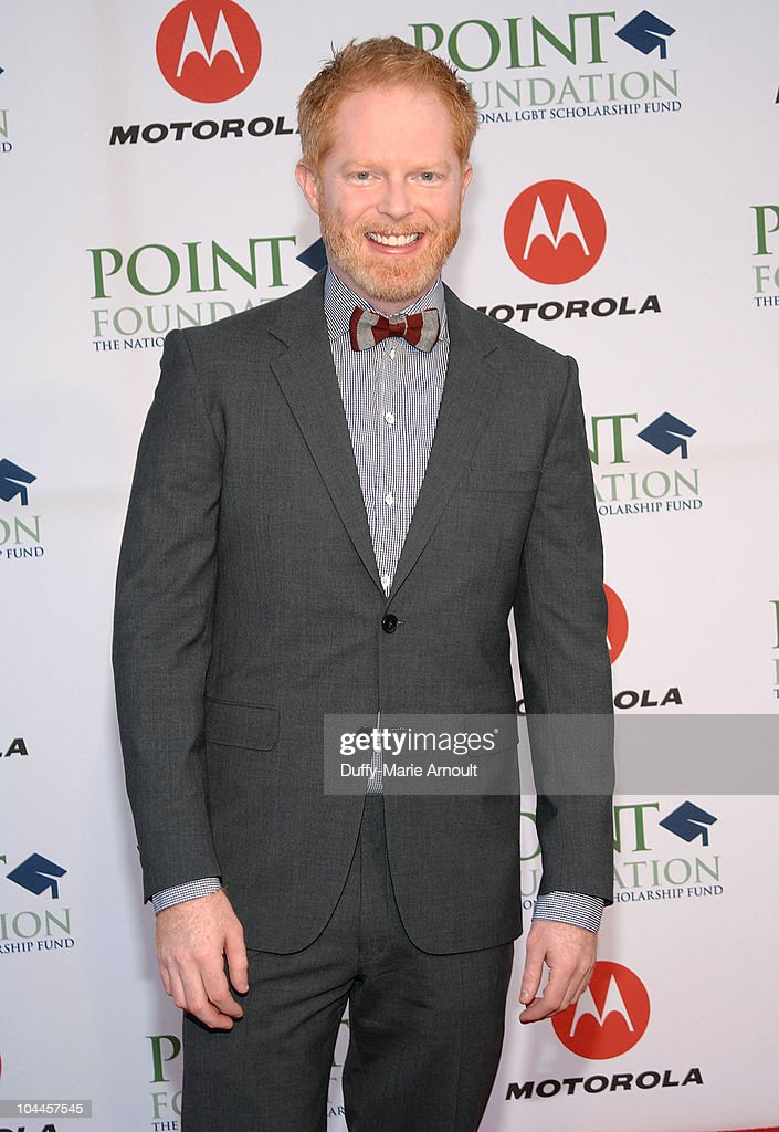 Jesse Tyler Ferguson attends at Raleigh Studios on September 25, 2010 in Los Angeles, California.