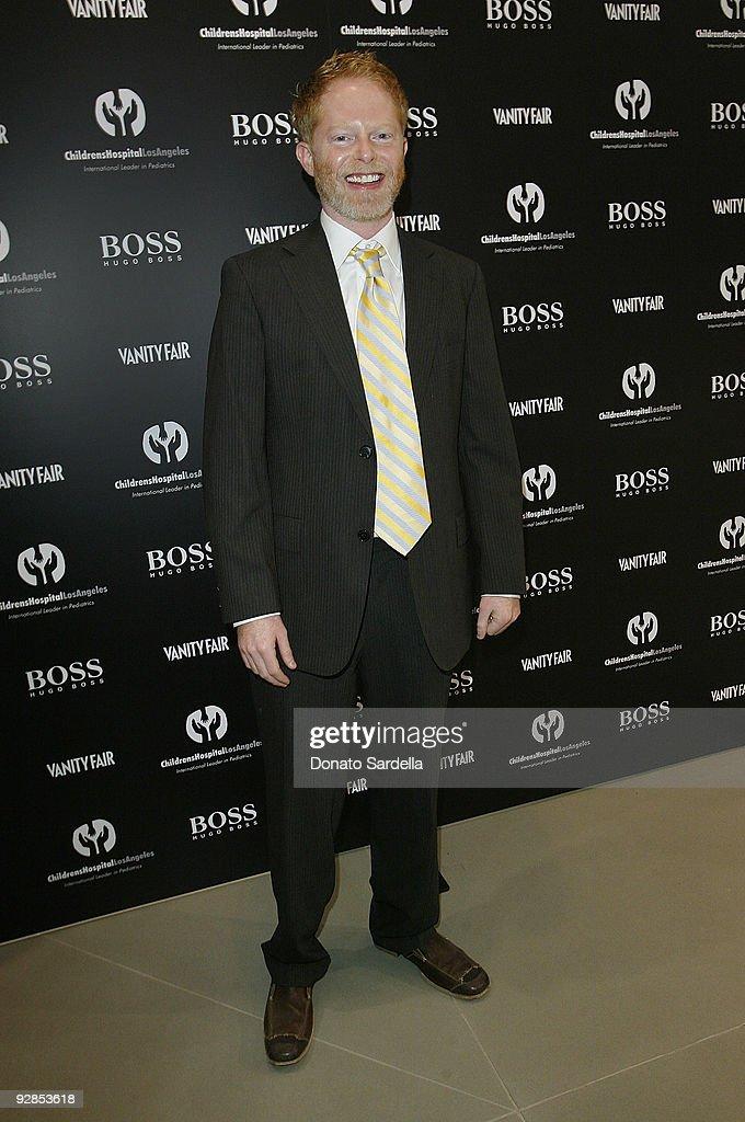 Jesse Tyler Ferguson attends Hugo Boss & Vanity Fair with Elizabeth Banks Host Children's Hospital Los Angeles Benefit on November 5, 2009 in Beverly Hills, California.