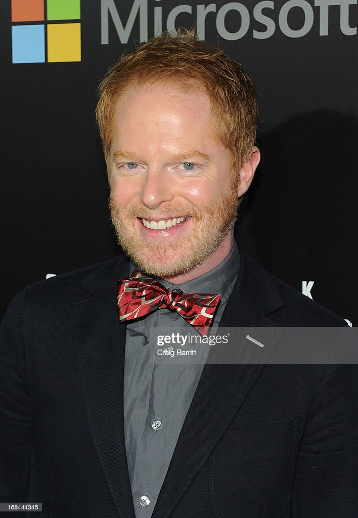 Jesse Tyler Ferguson attends the 'Star Trek Into Darkness' New York Special Screening at AMC Loews Lincoln Square on May 9, 2013 in New York City.