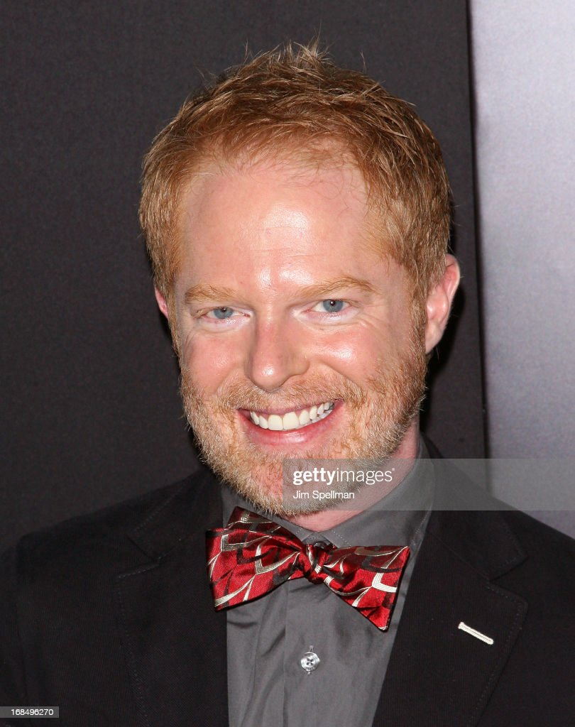 <a gi-track='captionPersonalityLinkClicked' href=/galleries/search?phrase=Jesse+Tyler+Ferguson&family=editorial&specificpeople=633114 ng-click='$event.stopPropagation()'>Jesse Tyler Ferguson</a> attends the 'Star Trek Into Darkness' screening at AMC Loews Lincoln Square on May 9, 2013 in New York City.