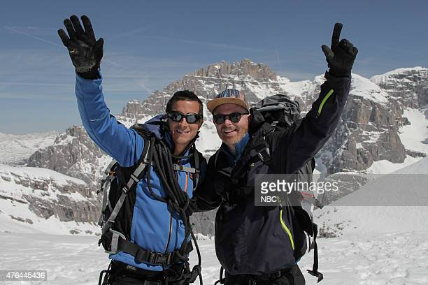 Bear Grylls And Jesse Grylls Story Bear Grylls To Front Itv Adventure Special With Bgts