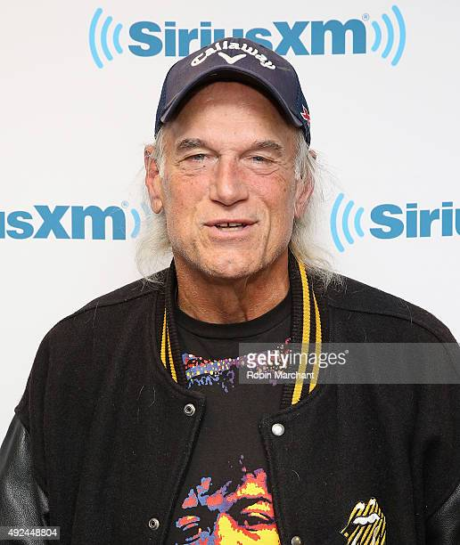 Jesse Ventura visits at SiriusXM Studios on October 13 2015 in New York City