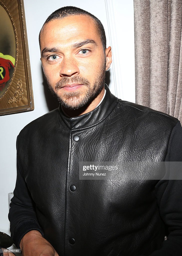 <a gi-track='captionPersonalityLinkClicked' href=/galleries/search?phrase=Jesse+Williams+-+Schauspieler&family=editorial&specificpeople=7189838 ng-click='$event.stopPropagation()'>Jesse Williams</a> attends Compound Entertainment And Malibu Red GRAMMY Midnight Brunch 2013 at Bagatelle/STK on February 9, 2013 in West Hollywood, California.