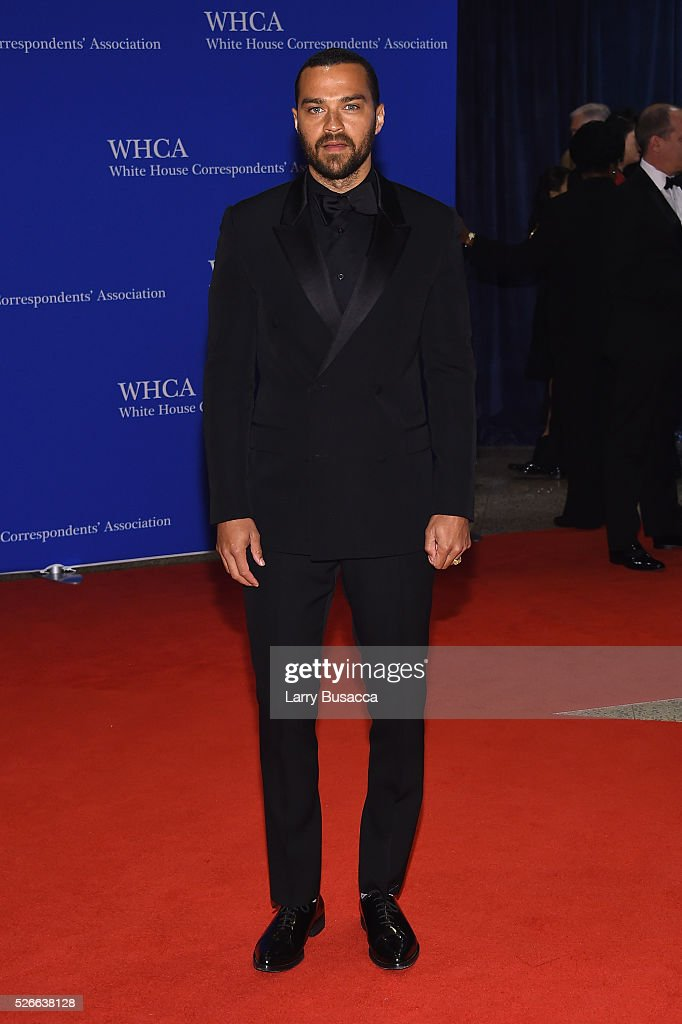 Jesse Williams attends the 102nd White House Correspondents' Association Dinner on April 30, 2016 in Washington, DC.