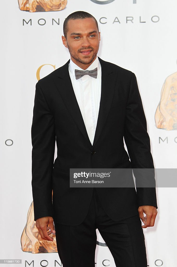 Jesse Williams attends the Closing Ceremony and The Golden Nymph Awards at the Grimaldi Forum on June 10, 2011 in Monaco, Monaco.