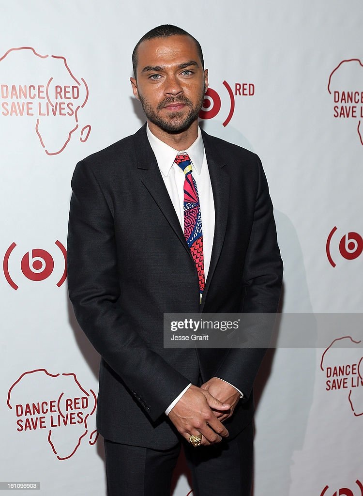 <a gi-track='captionPersonalityLinkClicked' href=/galleries/search?phrase=Jesse+Williams+-+Actor&family=editorial&specificpeople=7189838 ng-click='$event.stopPropagation()'>Jesse Williams</a> attends the Skrillex, Diplo, Kaskade, Nero And Tommy Trash Perform Live, Supporting DANCE (RED), SAVE LIVES presented by Beats by Dr. Dre event at the AT&T Center on February 8, 2013 in Los Angeles, California.