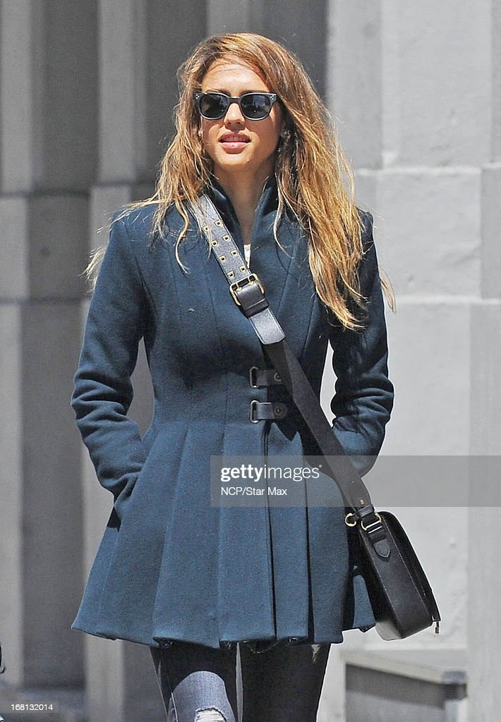 <a gi-track='captionPersonalityLinkClicked' href=/galleries/search?phrase=Jessica+Alba&family=editorial&specificpeople=201811 ng-click='$event.stopPropagation()'>Jessica Alba</a> as seen on May 5, 2013 in New York City.