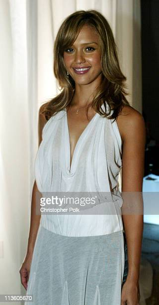 Jessica Alba during 2003 ESPY Awards After Party at Kodak Theatre in Hollywood California United States