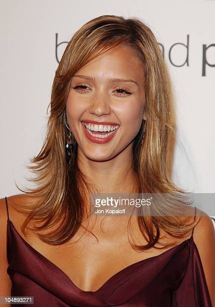 Jessica Alba during Aerin Lauder Carolyn Murphy Launch 'Beyond Paradise' at Private Residence in Beverly Hills California United States