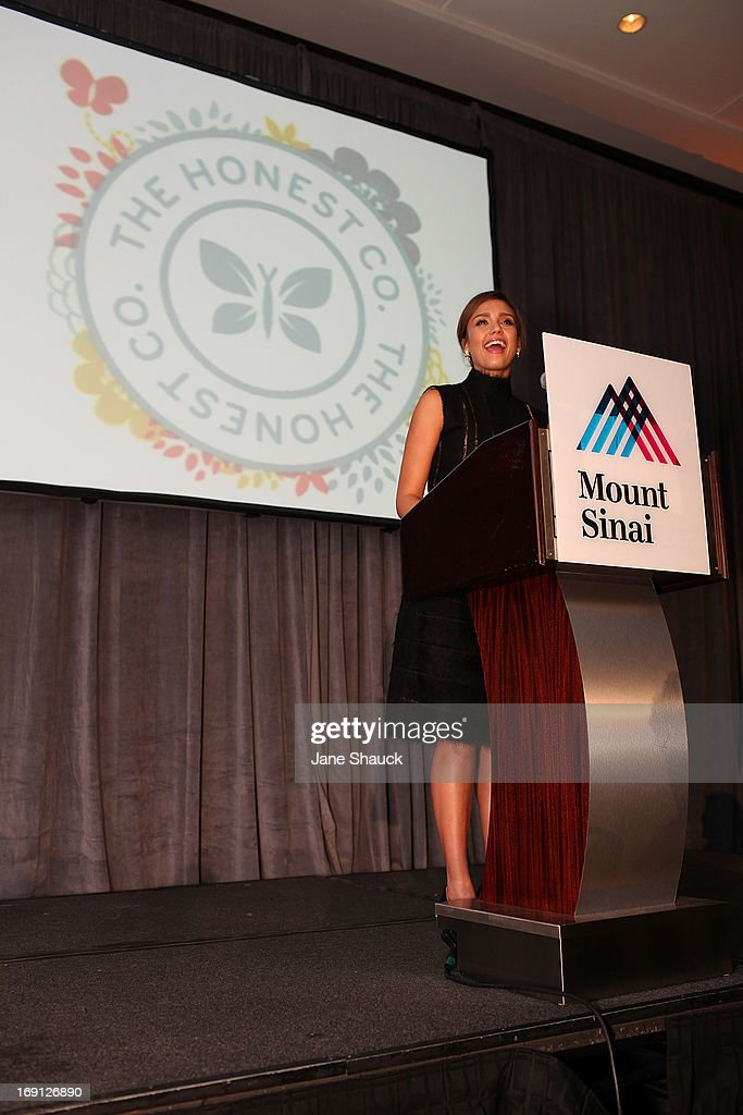 <a gi-track='captionPersonalityLinkClicked' href=/galleries/search?phrase=Jessica+Alba&family=editorial&specificpeople=201811 ng-click='$event.stopPropagation()'>Jessica Alba</a> speaks at Champion For Children Award Ceremony Honoring <a gi-track='captionPersonalityLinkClicked' href=/galleries/search?phrase=Jessica+Alba&family=editorial&specificpeople=201811 ng-click='$event.stopPropagation()'>Jessica Alba</a> at Hyatt Regency Greenwich on May 20, 2013 in Greenwich, Connecticut.