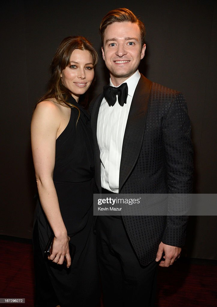 <a gi-track='captionPersonalityLinkClicked' href=/galleries/search?phrase=Jessica+Biel&family=editorial&specificpeople=203011 ng-click='$event.stopPropagation()'>Jessica Biel</a> and <a gi-track='captionPersonalityLinkClicked' href=/galleries/search?phrase=Justin+Timberlake&family=editorial&specificpeople=157482 ng-click='$event.stopPropagation()'>Justin Timberlake</a> attend TIME 100 Gala, TIME'S 100 Most Influential People In The World at Jazz at Lincoln Center on April 23, 2013 in New York City.