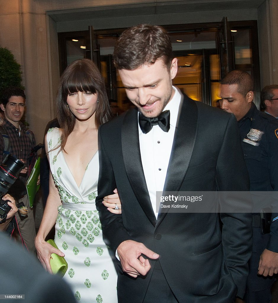 <a gi-track='captionPersonalityLinkClicked' href=/galleries/search?phrase=Jessica+Biel&family=editorial&specificpeople=203011 ng-click='$event.stopPropagation()'>Jessica Biel</a> and <a gi-track='captionPersonalityLinkClicked' href=/galleries/search?phrase=Justin+Timberlake&family=editorial&specificpeople=157482 ng-click='$event.stopPropagation()'>Justin Timberlake</a> seen at the St. Mark on May 7, 2012 in New York City.