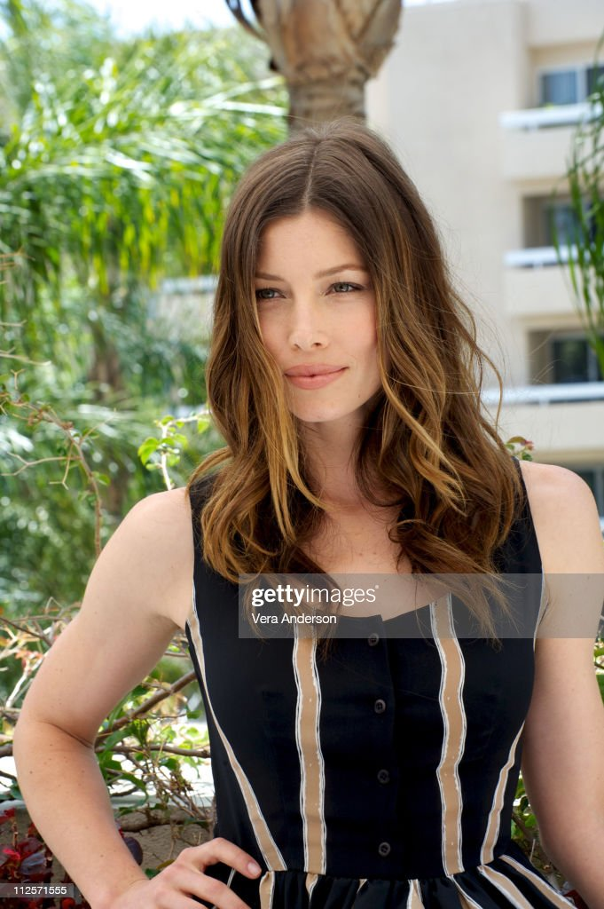 Jessica Biel at 'The ATeam' Press Conference at the Four Seasons Hotel on June 4 2010 in Beverly Hills California